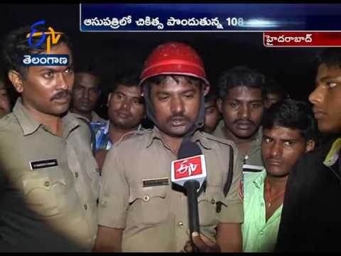 4 Die in Hyderabad Manhole; Police Books Contractor