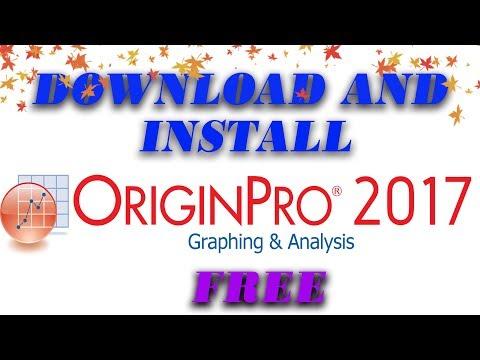 OriginPro 2017: Download