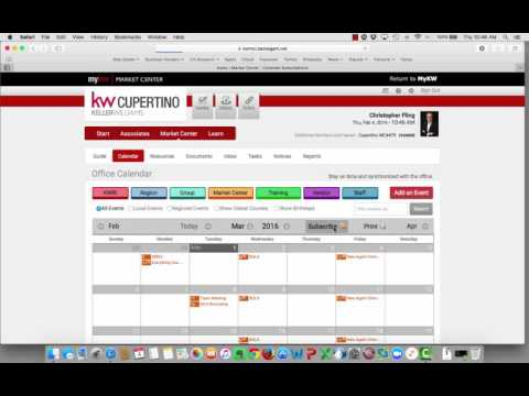 Cupertino Office Calendar Subscription Tutorial