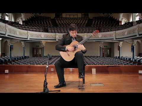 Mauro Giuliani - Grande Ouverture Op.61 (Jon Gjylaci - Guitar)