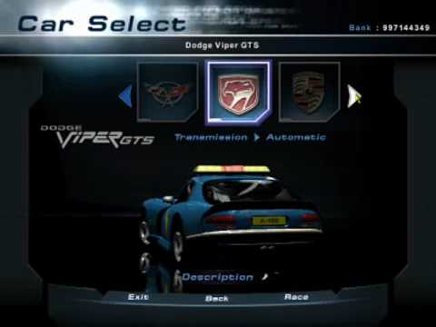 Need For Speed Hot Pursuit 2 Police Cars Youtube