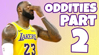 NBA   Oddities and Random Moments 2