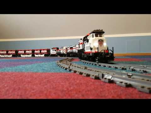 no parts! LEGO Custom MOC Club Car LDD file for set 60051