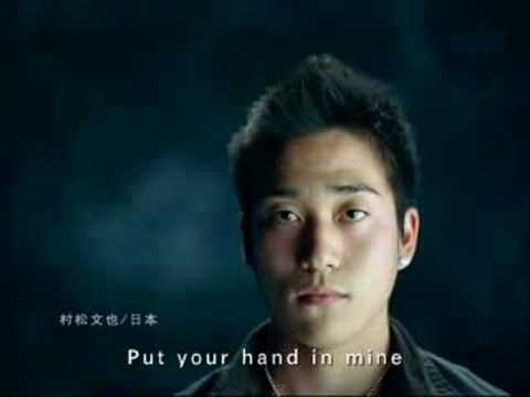 """the theme song of the Beijing 2008 Olympic Games""""You And Me"""""""
