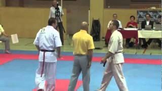Kosumov vs. Komanov - VIENNA OPEN - Erstes offenes internationales Kyokushin-Kan Turnier