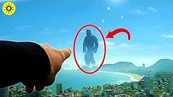 6 Giants Caught ON Camera In Real Life!