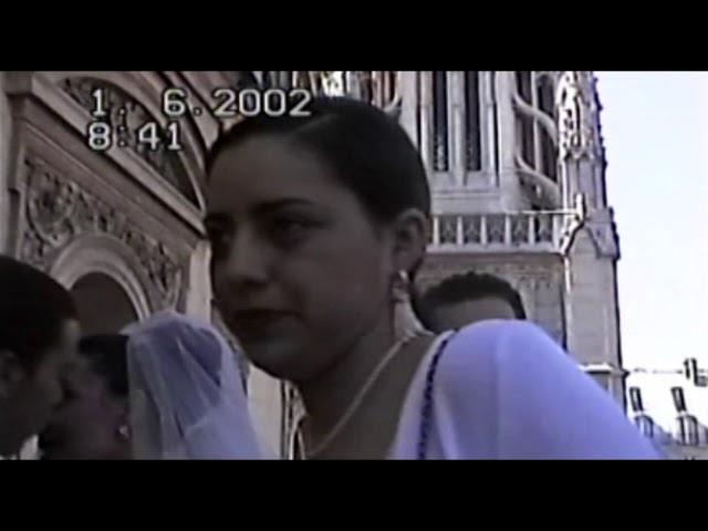 mariage hassnaa kettani - paris 2001 - partie 2