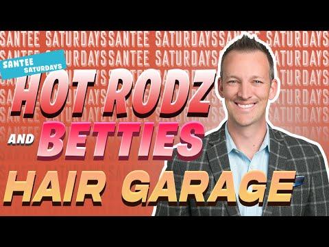 #SanteeSaturdays Episode 73 - Hot Rodz and Betties Hair Garage