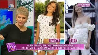 Teo Show (11.06.2018) - Alina Eremia nu isi mai ascunde relatia cu Edi! Partea 2