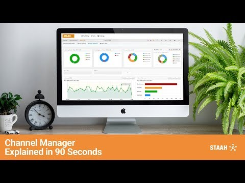 Hotel Channel Manager Explained in 90 Seconds