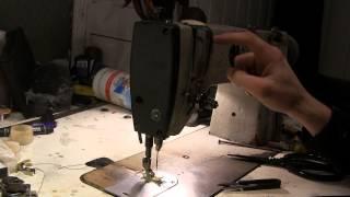 Как настроить швейную машину видео 3, настраиваем шов и выбираем нитку(, 2014-02-07T06:11:25.000Z)