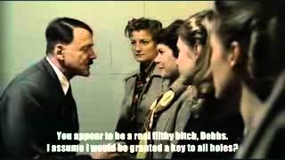 Hitler Chooses Himself A New Sex Slave