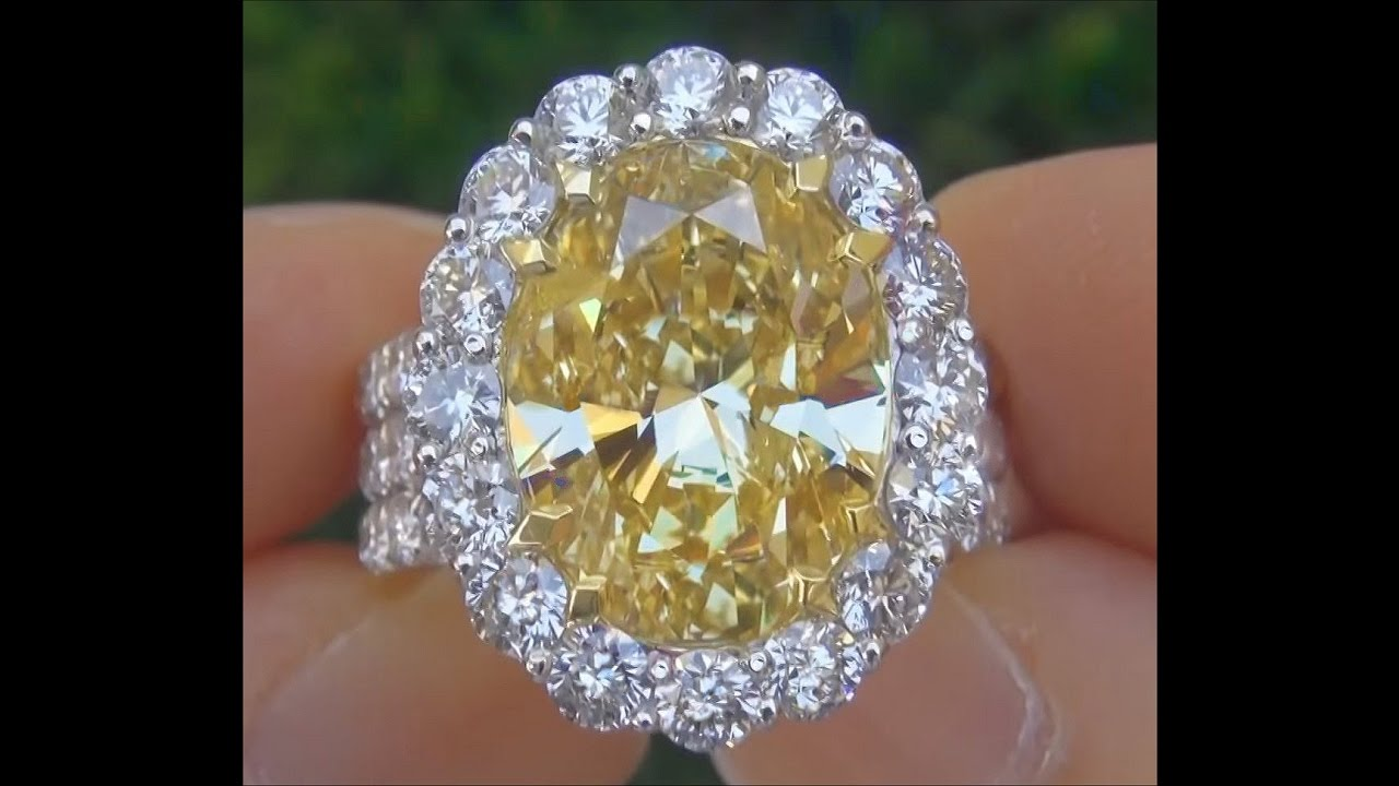 think pinterest anniversary diamond natural lizplascak so yesterday my best ring our about images canary yellow i on wedding platinum rings was engagement