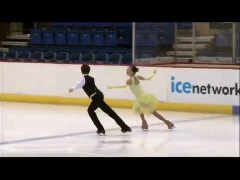 Madison Fox Rocker Foxtrot 2013 US Nationals Ice Dance