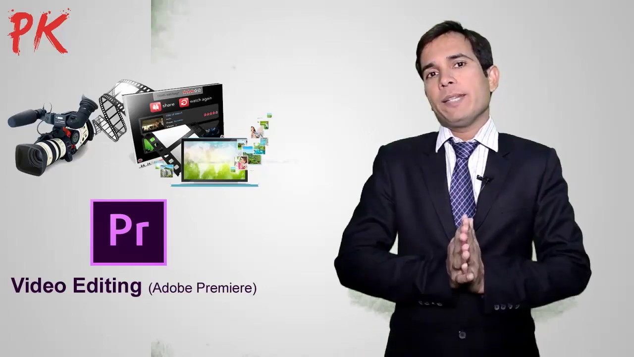 Video Editing Course | Adobe Premier Pro Training ( Pk ...