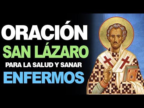 🙏 Oración a San Lázaro para la Salud y SANAR A LOS ENFERMOS 🤒