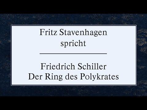 """Friedrich Schiller """"Der Ring des Polykrates"""""""