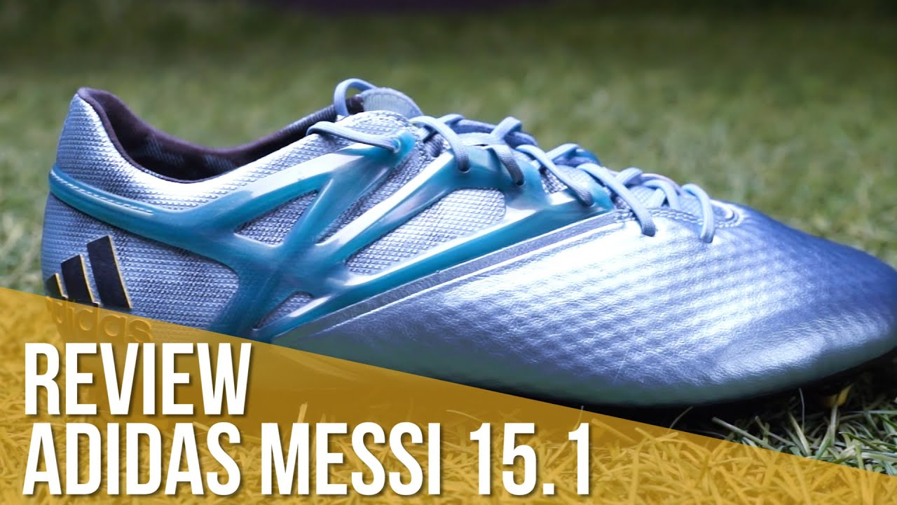 31e3c0de91 Chuteiras adidas Messi 15.1 - YouTube