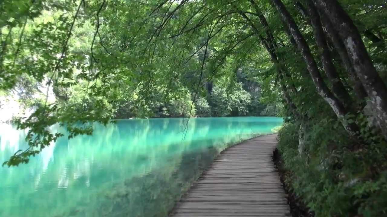 Lagos Plitvice - Croácia - YouTube