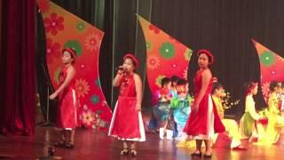 Chúc Xuân - 4C Trường TH Lê Hồng Phong Quy Nhơn 2017