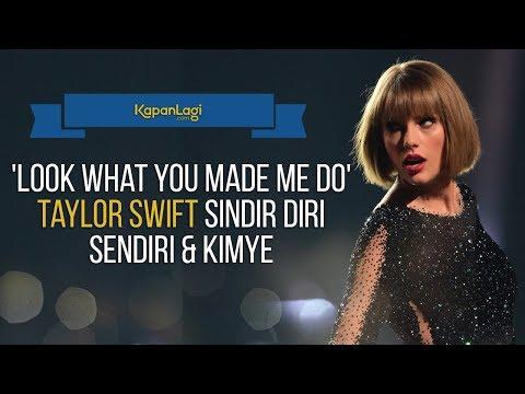 Video Klip Baru, Taylor Swift: Old Taylor Is Dead!
