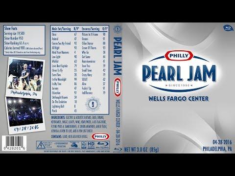 Pearl Jam - Philadelphia 2016-04-28 FULL SHOW
