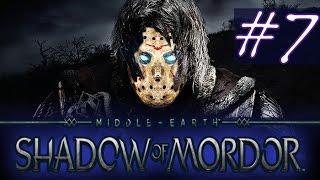 Прохождение Shadow Of Mordor [Middle-Earth] - Ч.7 - Вождь 1им ударом (неудачный дубль)