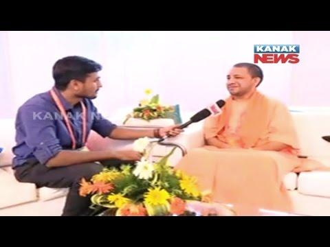 Exclusive Interview With UP CM Yogi Adityanath