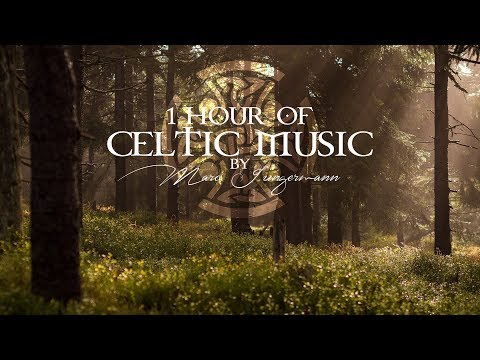 Inspirational Celtic Bagpipes, Drums & Flute Music ☘   1 Hour of Celtic Music by Marc Jungermann