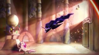 Колыбельная для принцессы Луны MLP (видео не моё) 🌑🌙