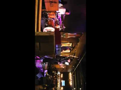 At BB Kings House of Blues bar in Nashville Tennessee
