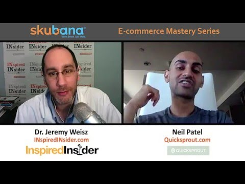 Marketing Expert Neil Patel (Quicksprout) Shares Effective Strategies to Outperform Your Competition