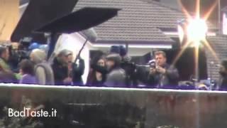 Мстители: Эра Альтрона. Видео со съемок