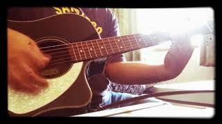 今回はGIBSONではなく、FENDERのアコギです。 このギターは初めて買った...