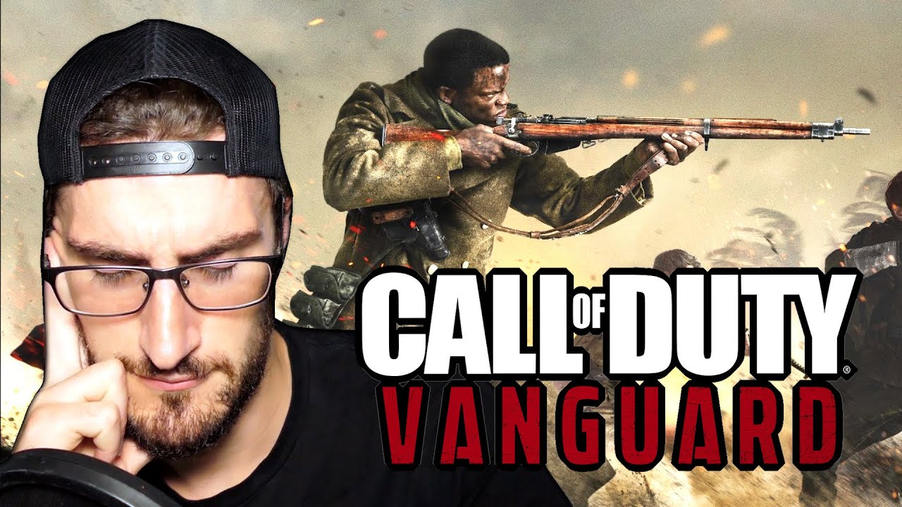 I Don't Care About Call of Duty Vanguard
