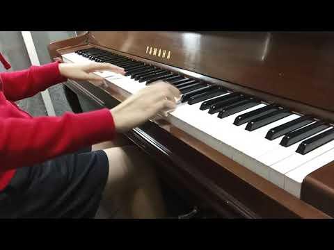 《我多喜歡你 你會知道》鋼琴版piano cover【致我們單純的小美好】主題曲(原唱/王俊琪)#nnspiano