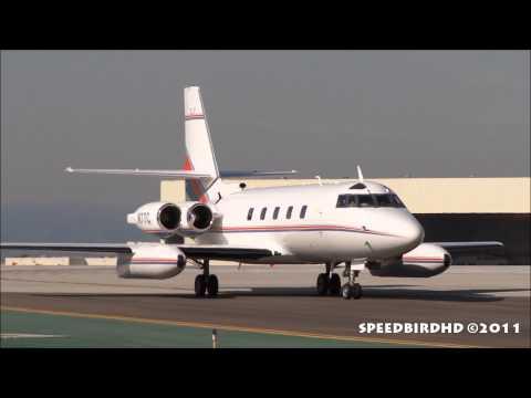Parn Aviation Lockheed L-1329 JetStar II [N77C] Taxi