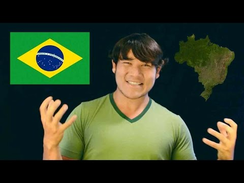 Brazílie - Geography Now!