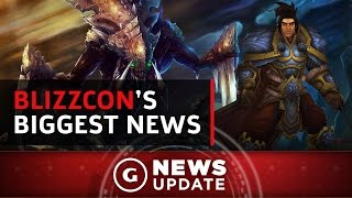 Sombra, Necromancers, and All the News From the Blizzcon 2016 Keynote - GS News Update