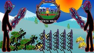 Stick War Legacy - Swordwrath Avatar MODE Tournament Part 56 thumbnail