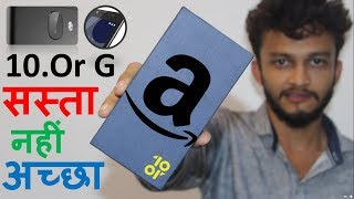 {HINDI} 10.Or G Snapdragon 626 4 GB RAM and 64 GB 13MP dual rear camera || best mobile under 10000