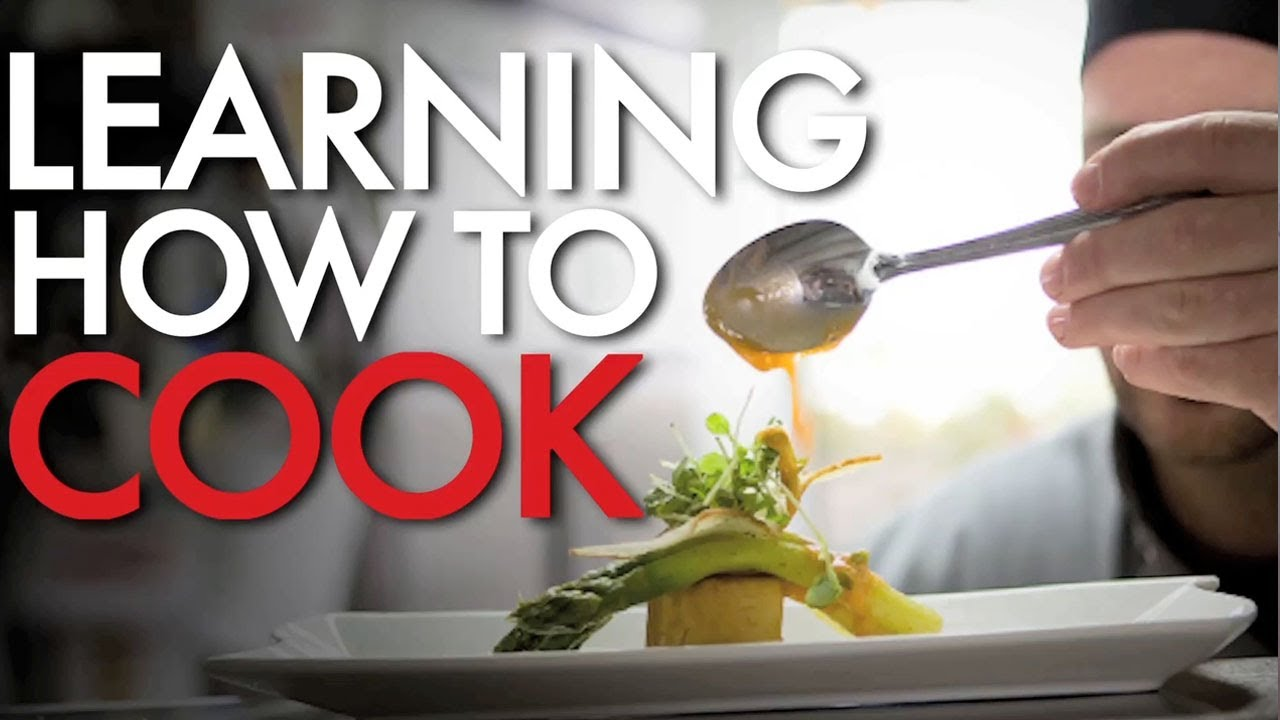 How to become a cook
