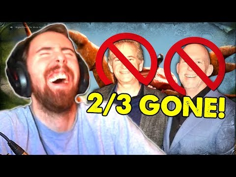 ANOTHER Blizzard Co-Founder LEAVES: Blizz's Future is Mobile Games - Asmongold Reacts