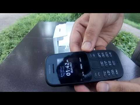 Nokia 105 (2017) Hands On Review