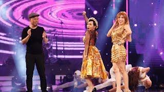 Vietnam's Got Talent 2016 - BÁN KẾT 4 - Khách mời Trang Pháp