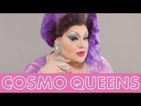 Eureka O'Hara | COSMO Queens | Cosmopolitan