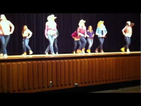 Corry Senior Talent Show