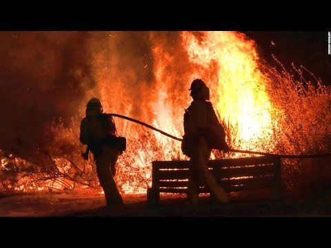 Wildfires spread quickly in California, forcing evacuations | Channel News