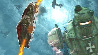 ORIGINS TANK FLIES SIDEWAYS! Zombies Moments #51 Call of Duty Black Ops 1, 2, 3 Gameplay