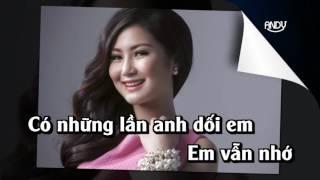 Karaoke Ngốc Hương Tràm Beat Gốc AndyKaraoke Website